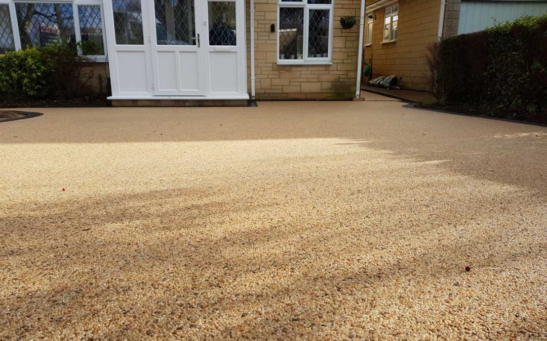 A New driveway in Chippenham